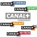 Canal + bouquet