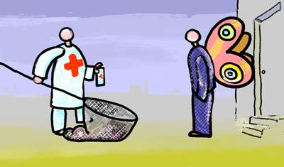 C'est pour un contrôle médical !