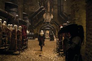 La cour des elfes