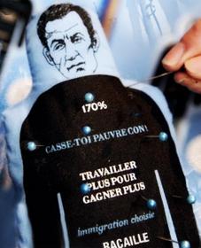 Sarkozy vaudou k&b