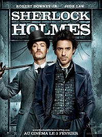 Sherlock Holmes Affiche